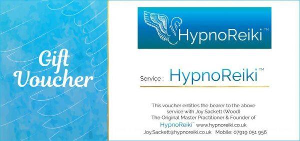 Hypnoreiki Gift Voucher