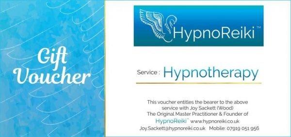 Hypnotherapy Gift Voucher